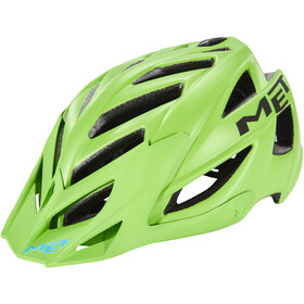 MET Terra Helmet matt green/black